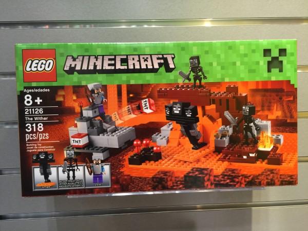 Lego Minecraft 5 Nowych Zestawów