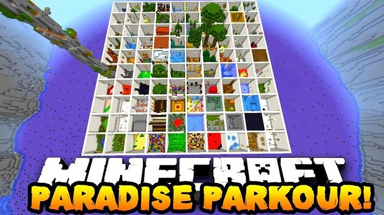 minecraft parkour paradise 3 download