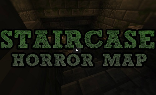 staircase-horror-map-minecraft-1.6.2-1.6.4-1.7.2