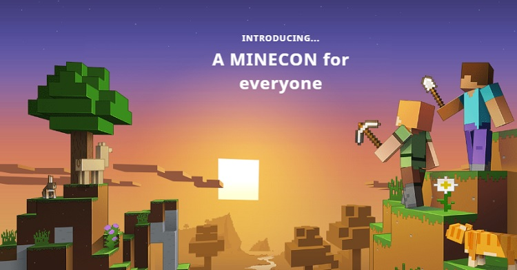 Znalezione obrazy dla zapytania minecraft minecon2017