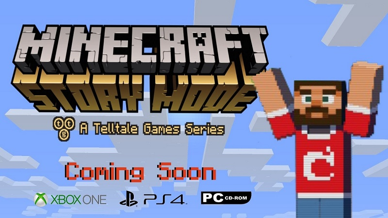 Minecraft: Story Mode - o co chodzi?