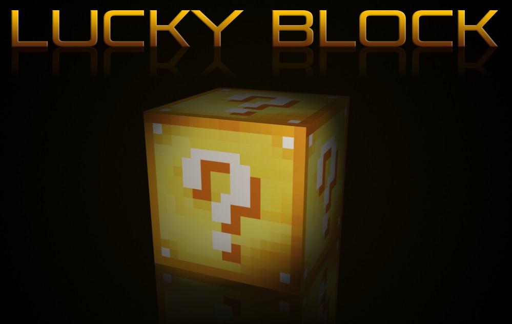 lucky block mod  1.5.2