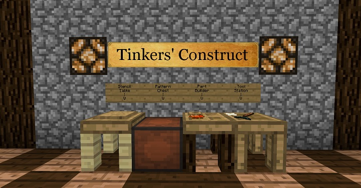 thinkers construct mod minecraft