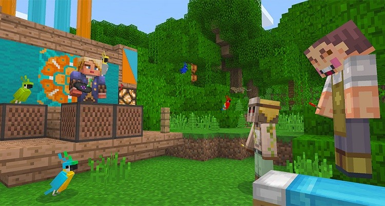 beta test better together minecraft pocket 1.2