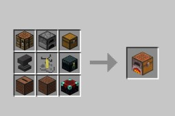 custom crafting minecraft