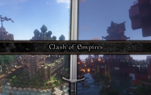 Clash of Empires - Mini gra PvP #aktualizacja 2