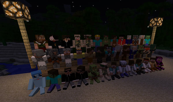 custom-npc-minecraft-mod-skins-night