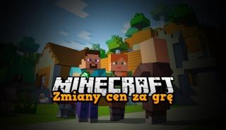 Minecraft - zmiany cen w różnych regionach świata