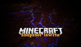 Aktualizacja - Snapshot 16w14a